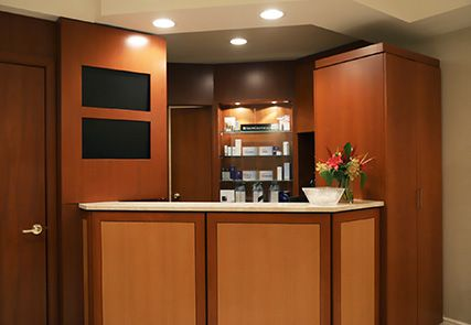 Preview of Front Desk for New York Facial Plastic Surgery Office