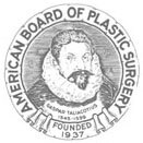 American Board of Plastic Surgery logo for Dr. Miller's Affiliate Links
