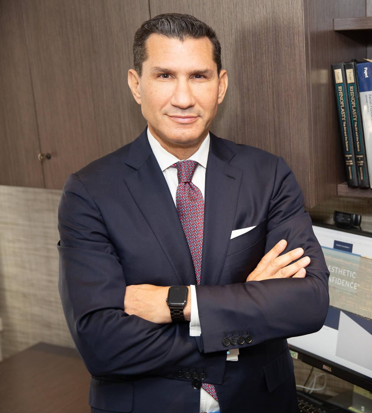 Headshot of Dr. Philip Miller, New York Facial Plastic Surgery Specialist