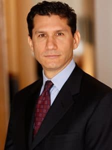 Professional headshot of Doctor Phillip Miller, country's leading experts in rhinoplasty and facial rejuvenation, New York, NY