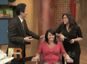 Ulthera on Rachel Ray Show