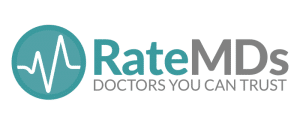 Dr. Philip Miller RateMD New York Logo