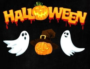 halloween new york decoration image