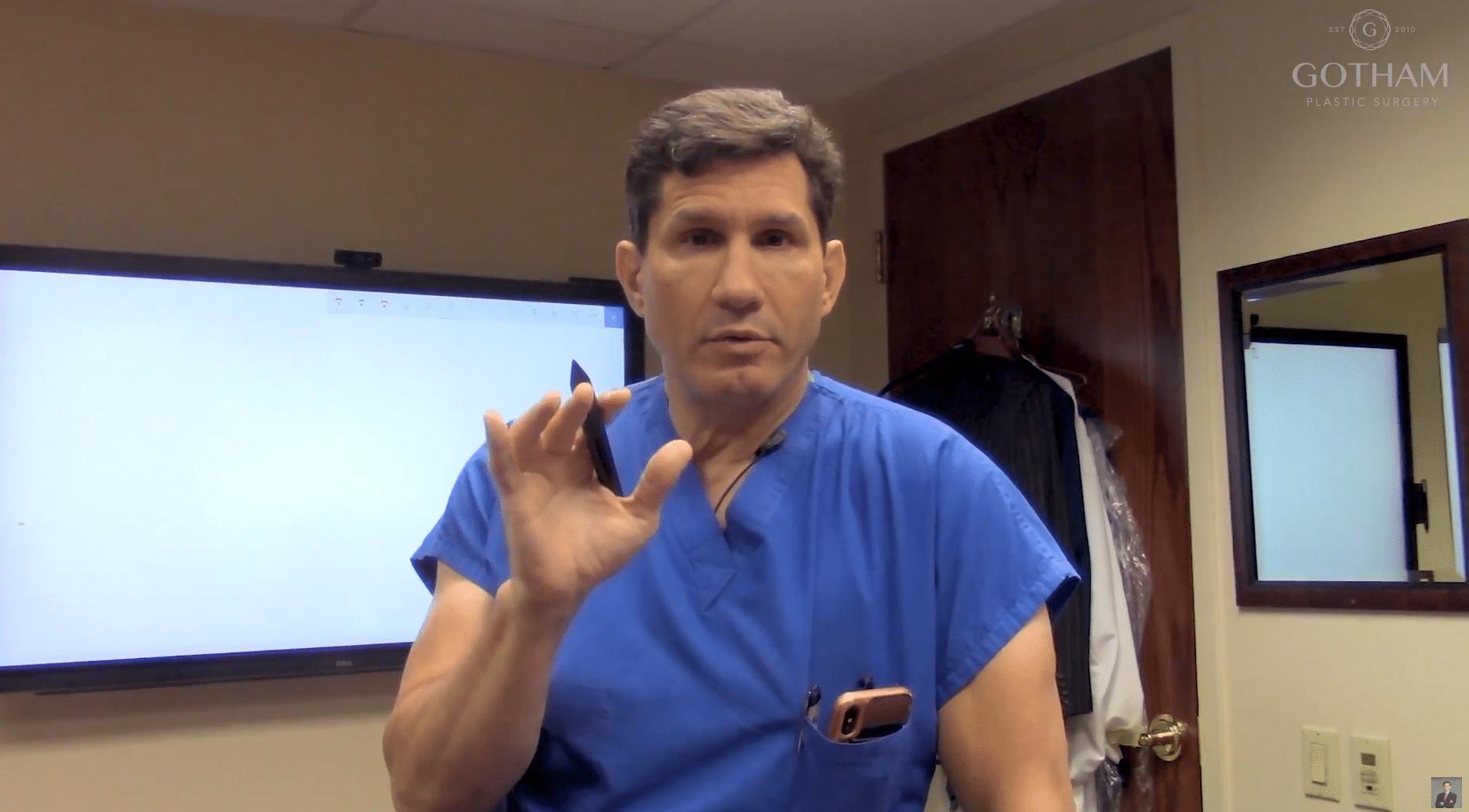 Patient Concerns About Facial Plastic Surgery