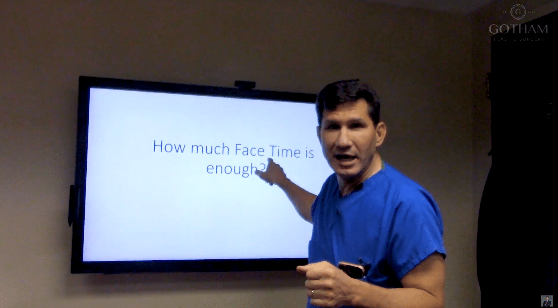 How Much Face Time is Enough With Your Doctor?