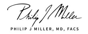 Dr. Philip Miller, Facial Plastic Surgeon, NYC
