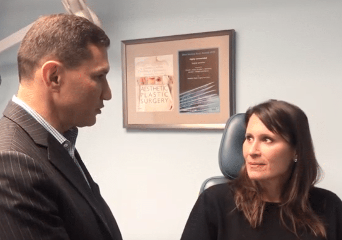 The Miller Lift: A Non-Invasive Facelift - Patient Testimonial