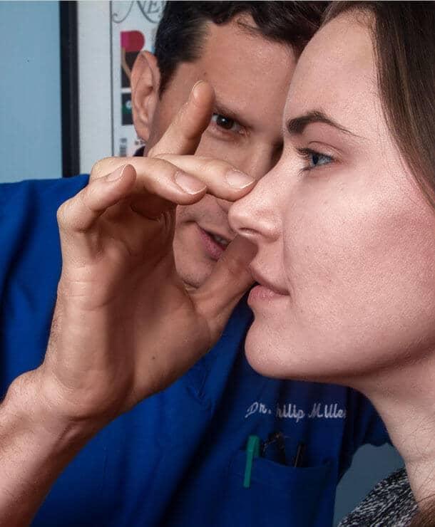 facial plastic surgery consultation in manhattan new york