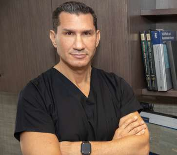 rhinoplasty surgeon Dr. Philip Miller in New York